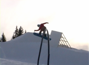 avoriaz freestyle snowboard