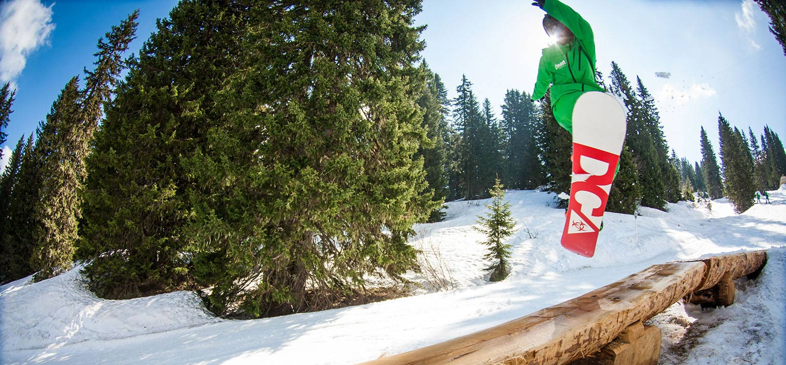 freestyle-snowboard-course